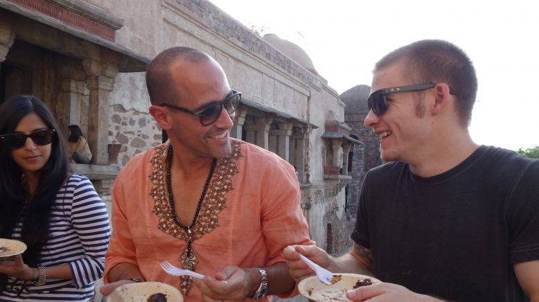 David Rocco's Dolce India