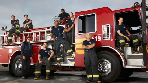 Seattle Firefighters - Die jungen Helden |