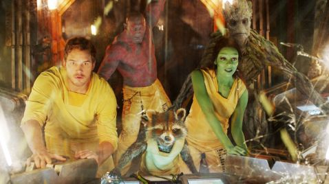 Guardians of the Galaxy |