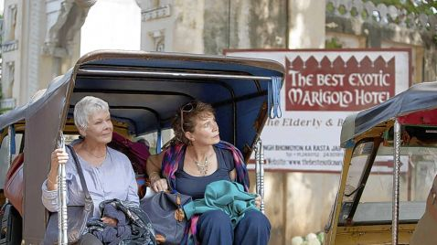Best Exotic Marigold Hotel |