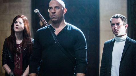 The Last Witch Hunter |