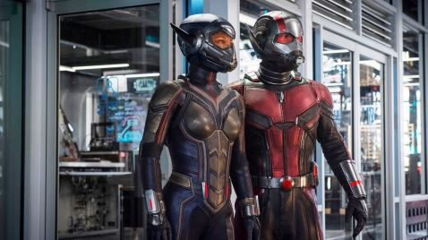 Ant-Man and the Wasp |