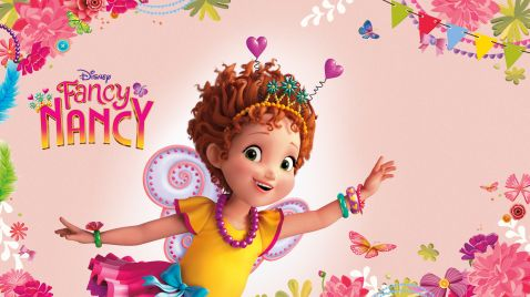Fancy Nancy Clancy | TV-Programm Disney Junior