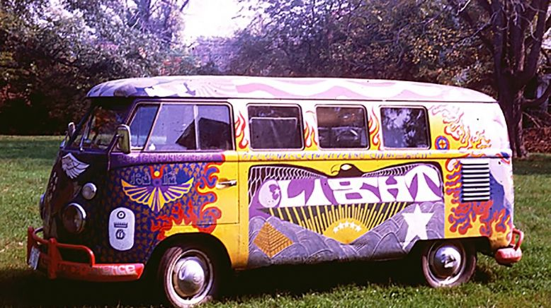 Der Woodstock-Bus