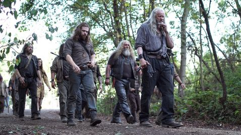 Outsiders | TV-Programm Sony AXN