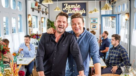 Jamie & Jimmy's Food Fight Club | TV-Programm ORF 1