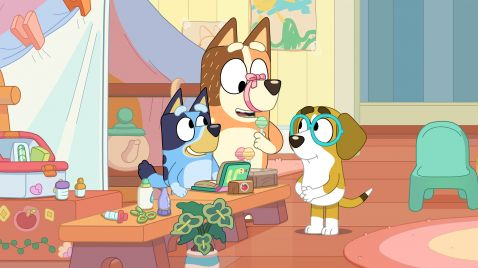Bluey | TV-Programm Disney Junior HD