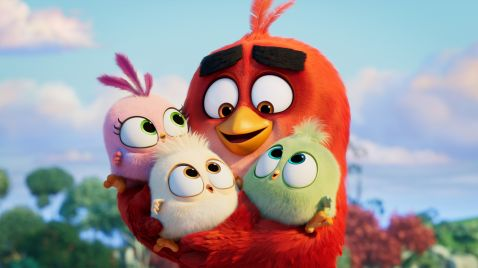 Angry Birds 2 - Der Film |