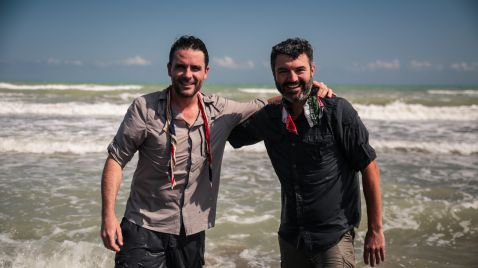 Levison Wood From Russia to Iran |